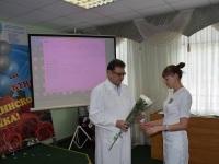 Торжественное собрание в честь Дня медицинских работников